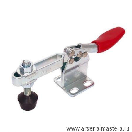 Зажим механический с горизонтальной ручкой усилие 40 кг GOOD HAND GH-201-H