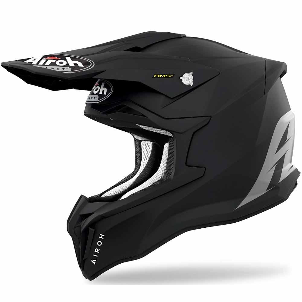 Airoh Strycker Black Matt шлем для мотокросса и эндуро