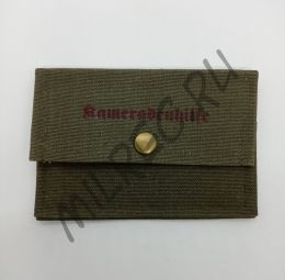 """Чехол на швейный набор солдат Вермахта Nähzeug """"Kameradenhilfe"""" (реплика)"""
