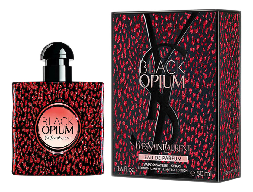 Yves Saint Laurent Black Opium Holiday Edition 90 мл (EURO)