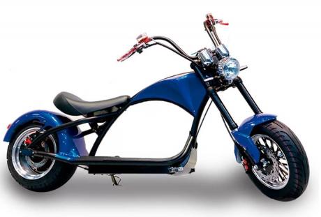 Скутер CityCoCo Harley Chopper Акум - 28000 мАч