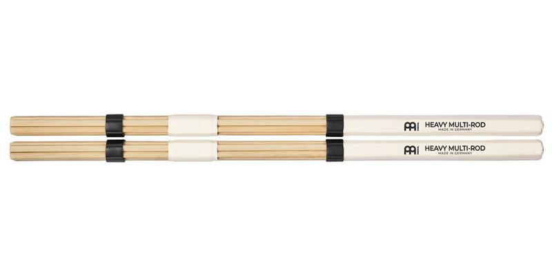 MEINL SB207 Rods Heavy Барабанные палочки-щетки (рюты)