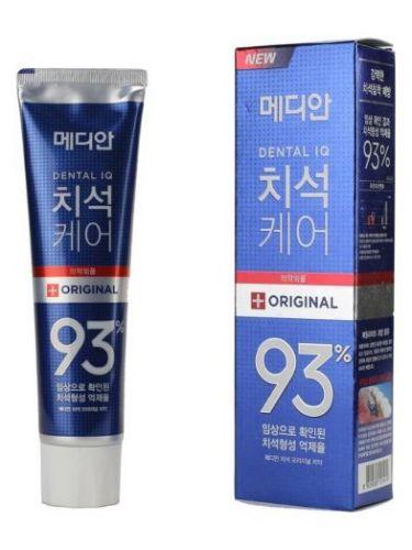 Зубная паста для удаления зубного камня Median Toothpaste Original 120 g median