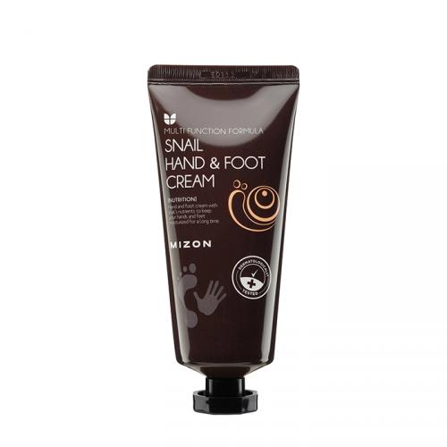 Крем для рук и ног Mizon Snail Hand and Foot Cream