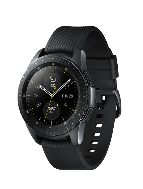 Умные часы Samsung Galaxy Watch 46mm Silver
