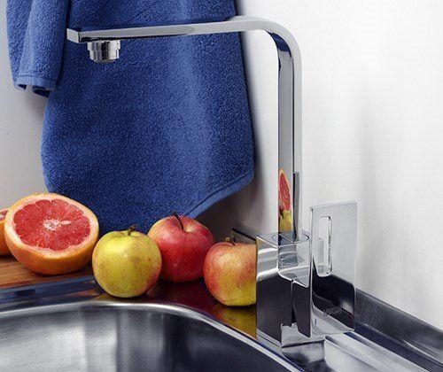 Смеситель для кухни Wasserkraft Alme 1507