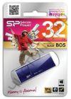 флэш-карта USB 3.0 Silicon Power 32GB Blaze B05 Deep Blue
