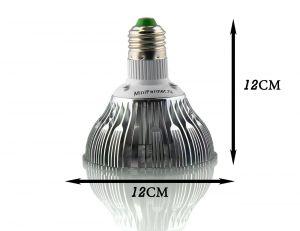 Фитолампа светодиодная Е27 SMD