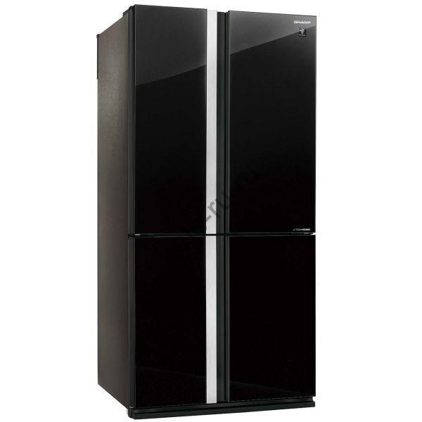 Холодильник (Side-by-Side) Sharp SJ-GX98PBK
