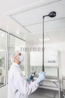 Высокоточный зонд-крыльчатка (Ø 100 мм) с Bluetooth, включая сенсор температуры Testo фото