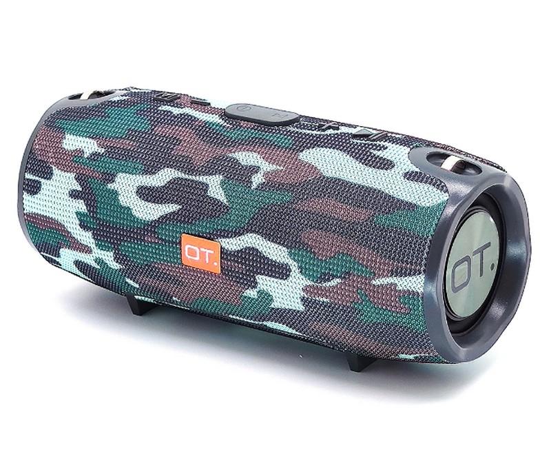 Bluetooth колонка Орбита OT-SPB23 Камуфляж (SD/TF, USB,FM, bluetooth)
