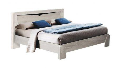 Кровать 33.08 - 02 Лючия c настилом (1600)