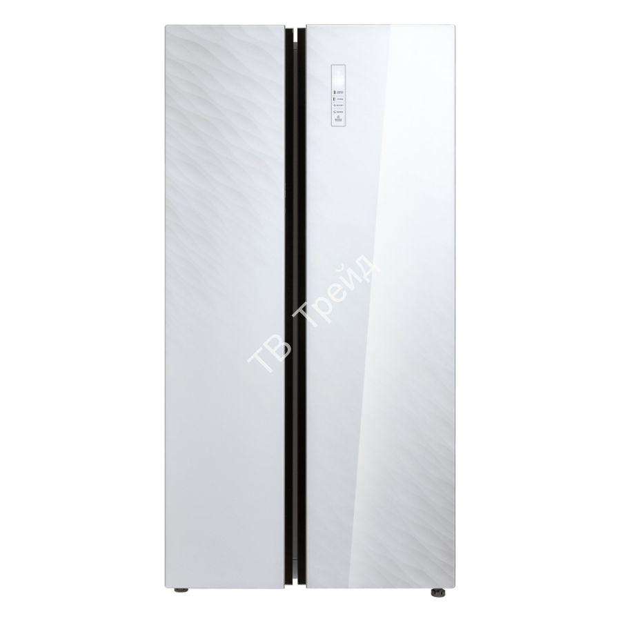 Холодильник Side-By-Side Korting KNFS 91797 GW