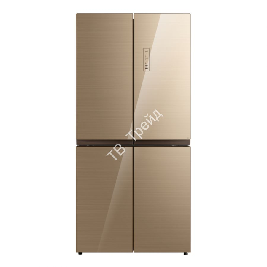 Четырехдверный холодильник Korting KNFM 81787 GB