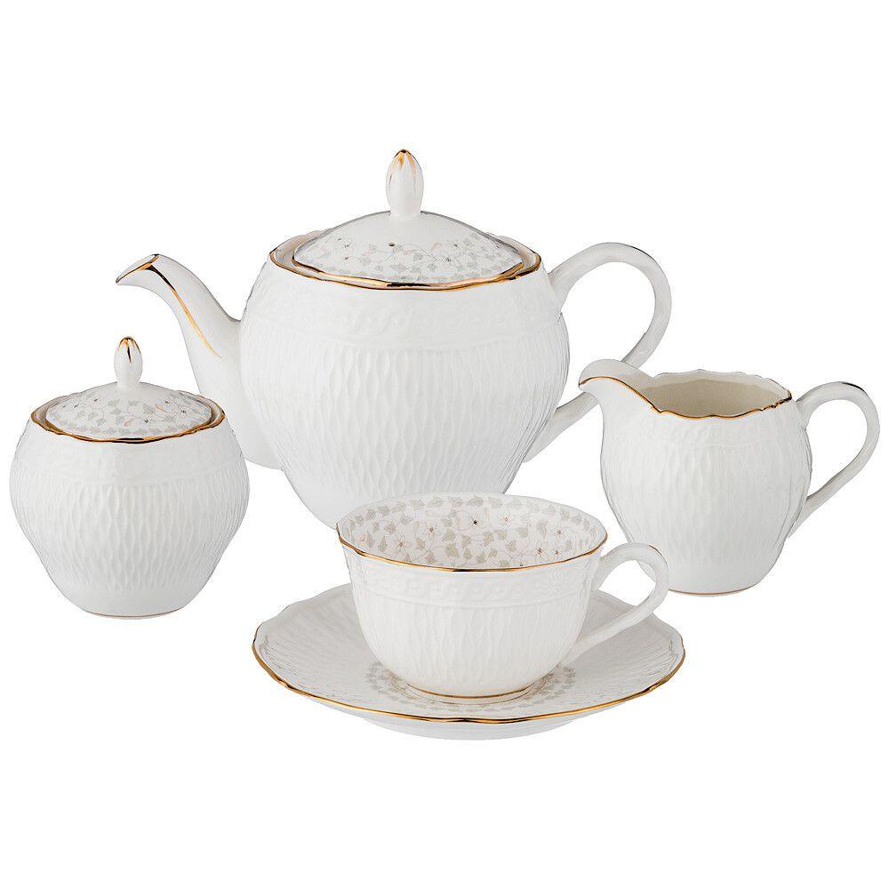 "Чайный сервиз ""ВИВЬЕН"" 6 персон"