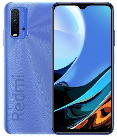 Смартфон Xiaomi Redmi 9T 4/64GB (NFC) Синий