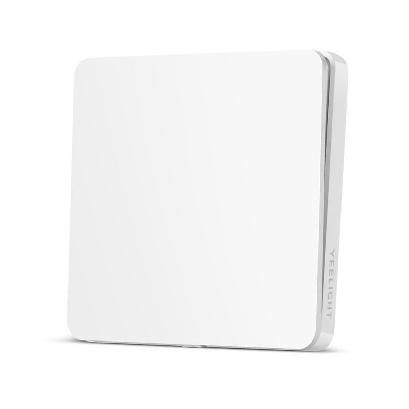 Настенный выключатель Xiaomi Yeelight Smart Switch Light одинарный (YLKG12YL)