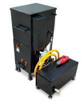 Станция фильтрации и подачи отработанного масле СП 40