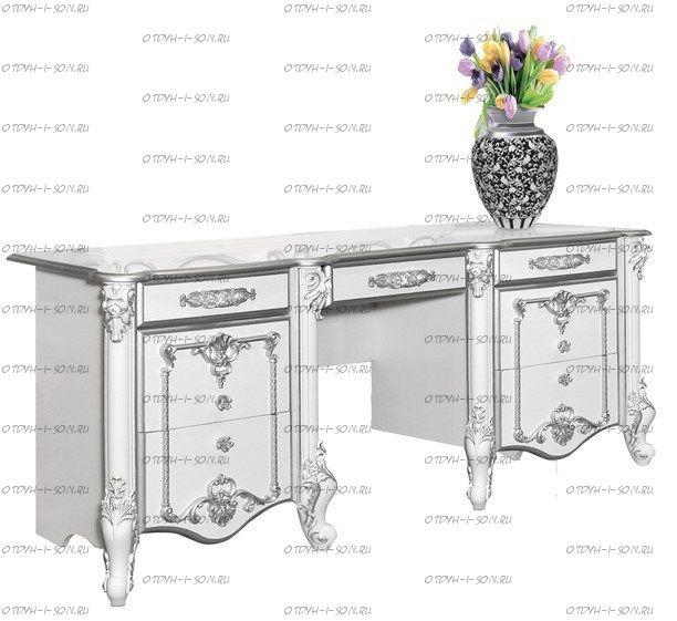 Стол туалетный Дольче Вита СДВ-05 (159х46х76) (Спальня)