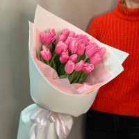 Букет 29 тюльпанов №103