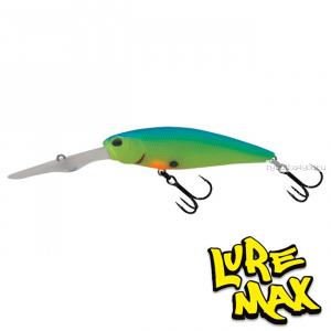 Воблер LureMax Hysky 100F DDR 100 мм / 21 гр / цвет: 015 Blue Canary