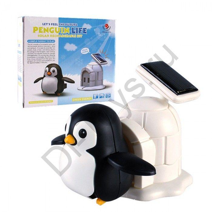 Конструктор SOLAR Penguin Life