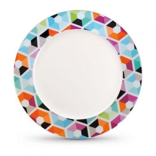 Тарелка маленькая Remember, Hexagon