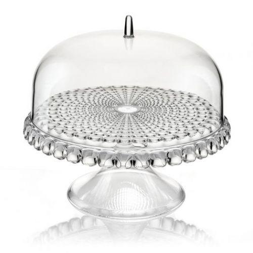 Тортовница Tiffany S прозрачная