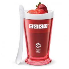 Форма для холодных десертов Slush & Shake красная