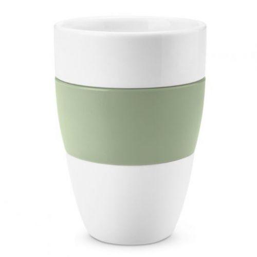 Чашка AROMA, 400 мл, эвкалиптовая
