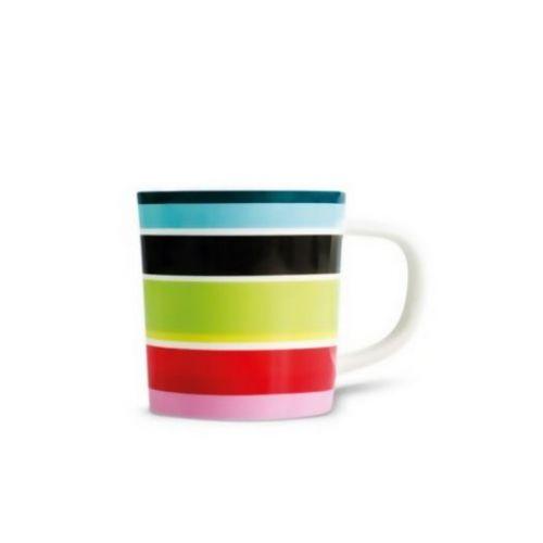 Чашка для эспрессо с блюдцем Remember, Stripy, 75 мл