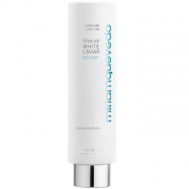 Очищающий бальзам для волос с маслом прозрачно-белой икры