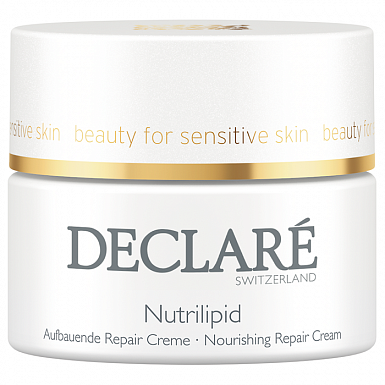 Питательный восстанавливающий крем для сухой кожи