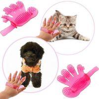 Щетка для мытья животных Pet Wash Brush, Розовая