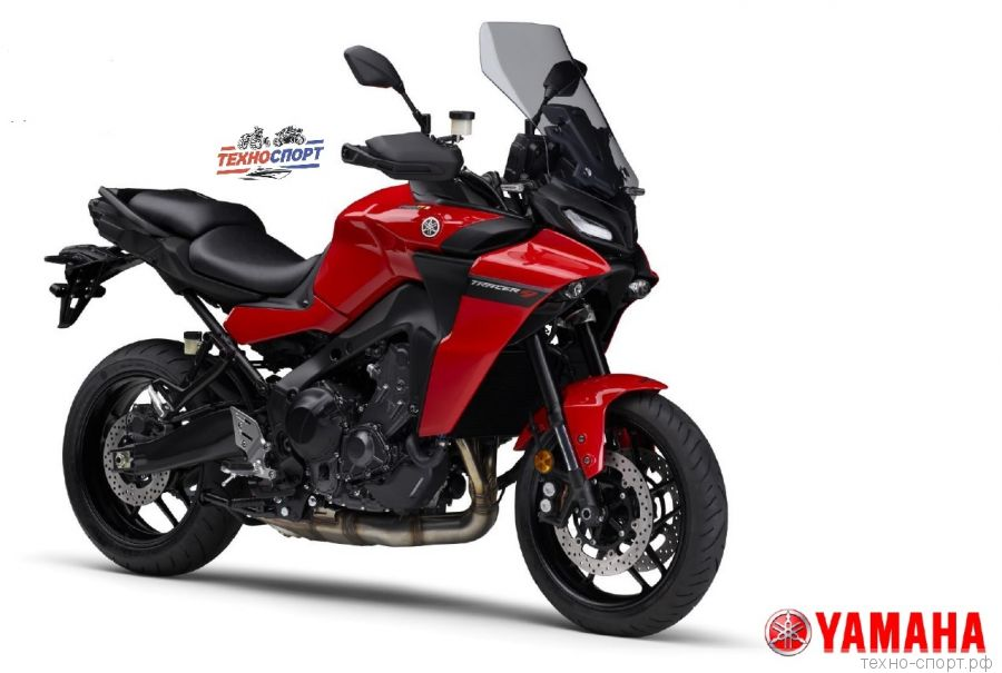 Мотоцикл Yamaha MT-09 Tracer (2021)