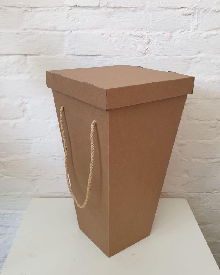Транспортировочная коробка для цветов