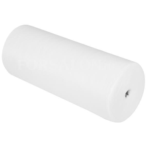 200*80 простыни (СМС 15) в рулоне №100 белые  БРИЗ