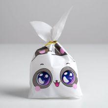 Мешок подарочный «Панда», 12 × 22 см