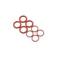 RK03031 * 2112-1003076/78 * Уплотнительные кольца свечных колодцев для а/м 2112 (силикон, компл. 8 шт.)