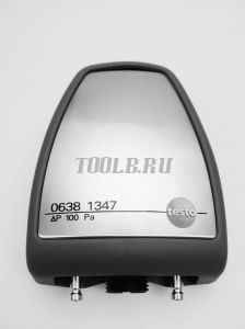 Зонд давления, 100 гПа, в прочном металлическом корпусе Testo