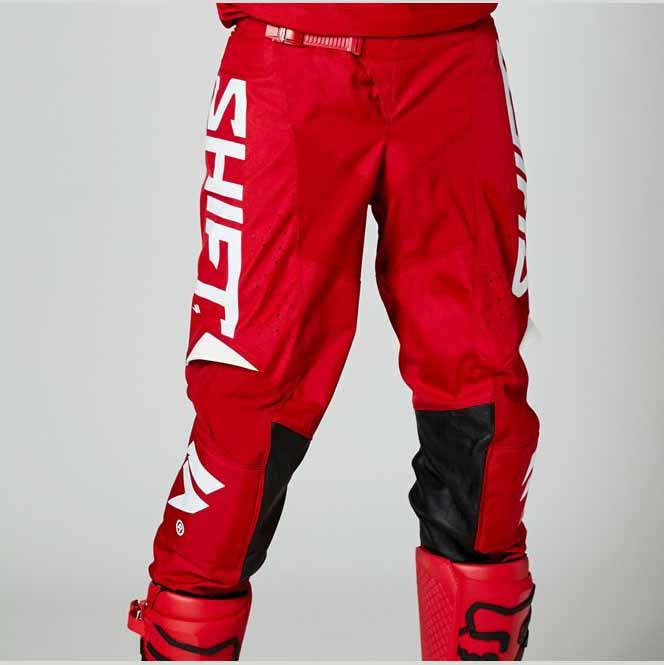 Shift White Label Trac Red штаны для мотокросса