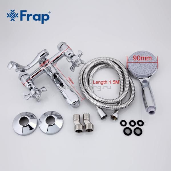 Смеситель для ванны Frap F3024