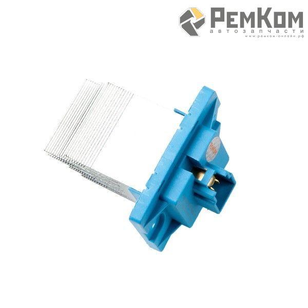 RK04017 * 21703-8127025 * Резистор электровентилятора отопителя для а/м 2170 с кондиционером Halla