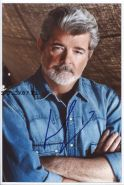 Автограф: Джордж Лукас. Звёздные войны