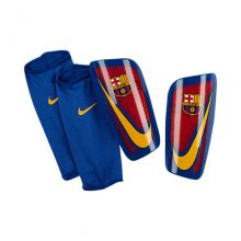 Щитки Nike Mercurial Lite-Football Club Barcelona синие
