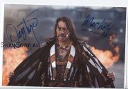 Автограф: Дэнни Трехо. Мачете убивает