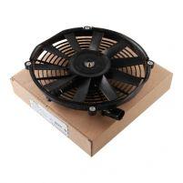 RK04048 * 1118-8112012 * Мотор вентилятора радиатора кондиционера для а/м 2170, 1117 - 1119 Panasonic с кожухом и крыльчаткой