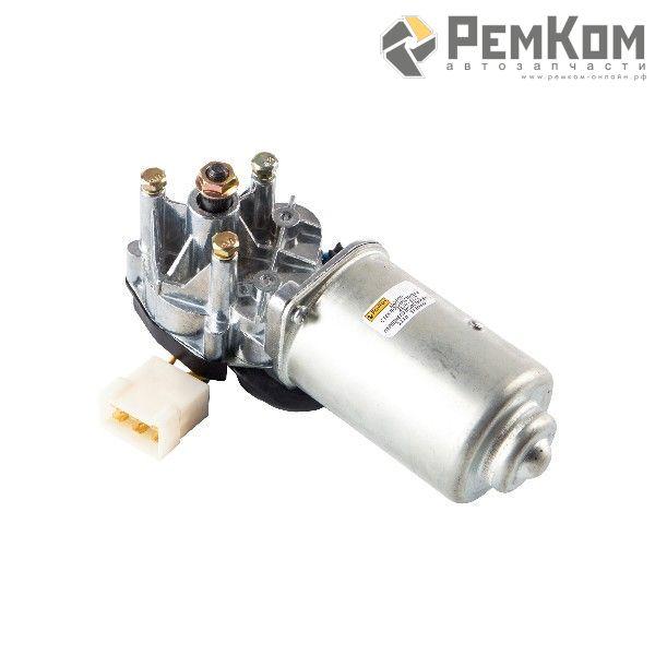 RK04070 * 2110-3730000 * Мотор стеклоочистителя для а/м 2110-2112 переднего (толстый вал)