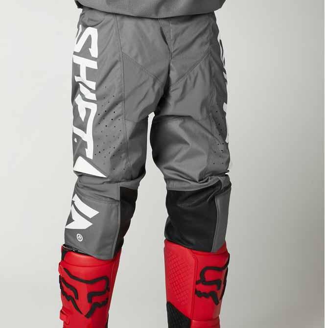 Shift White Label Trac Grey/White штаны для мотокросса