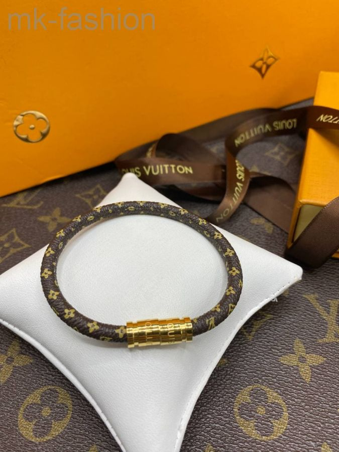 Louis Vuitton браслет KEEP IT MONOGRAM